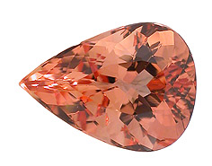 imperial topaz pearshape