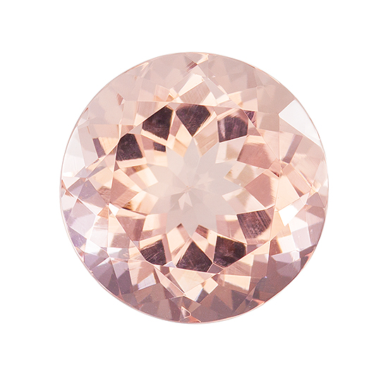 pink morganite loose Gemstone