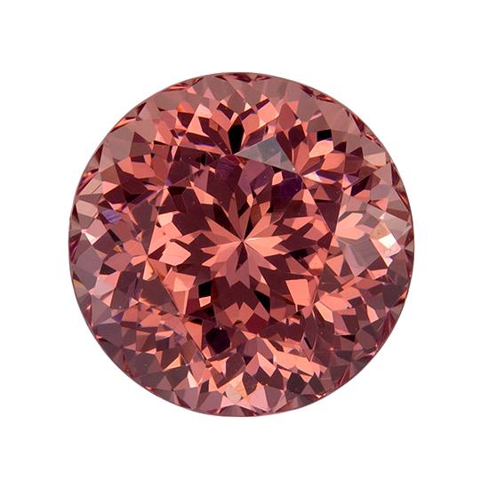 rose garnet loose Gemstone