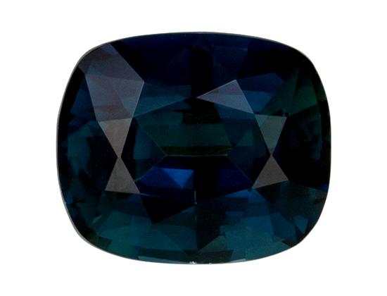 blue green sapphire loose Gemstone