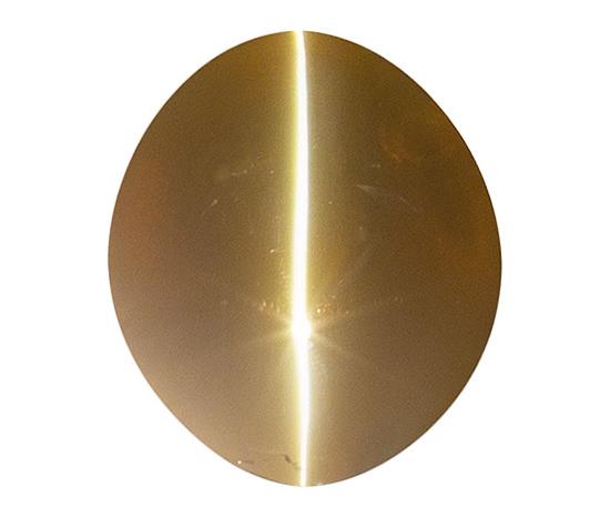 catseye chrysoberyl loose Gemstone