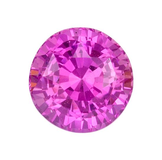 pink sapphire loose Gemstone