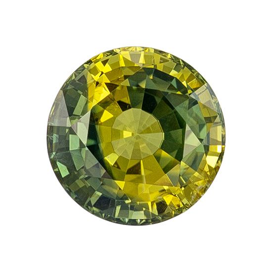 bicolor sapphire loose Gemstone