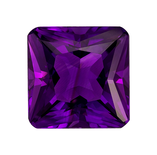 purple amethyst loose Gemstone