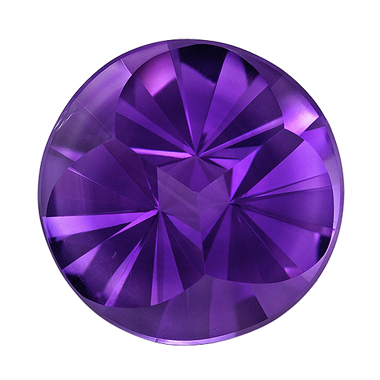 purple amethyst loose Gemstone