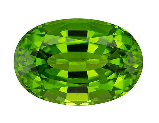 green peridot loose Gemstone