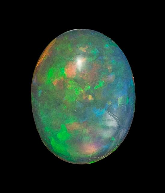 ethiopian opal loose Gemstone