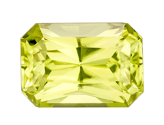 yellow chrysoberyl loose Gemstone