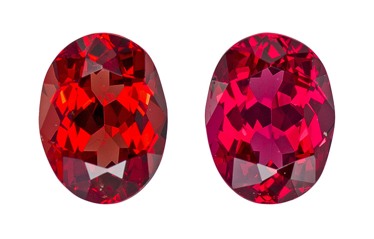 red spinel loose Gemstone