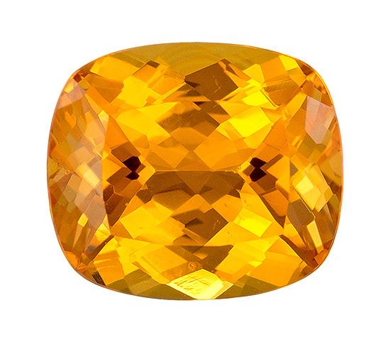 orange spessartite loose Gemstone
