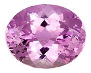 pink kunzite loose Gemstone