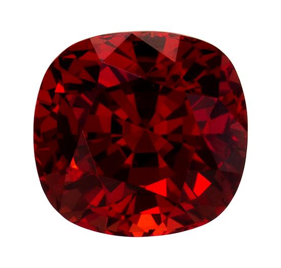 red spinel loose Gemstone