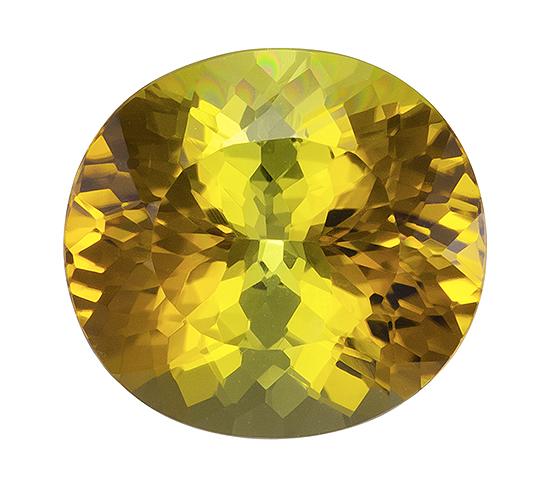 brown tourmaline loose Gemstone