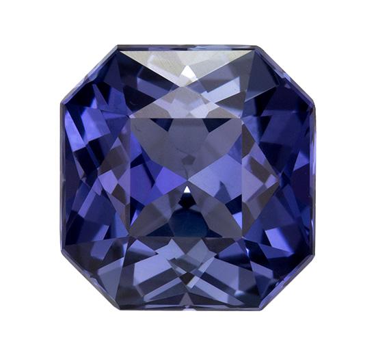 purple sapphire loose Gemstone