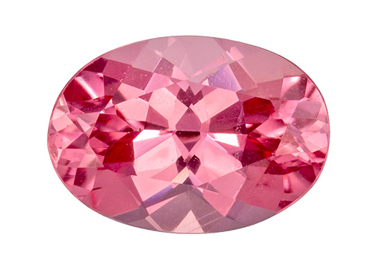 peach spinel loose Gemstone