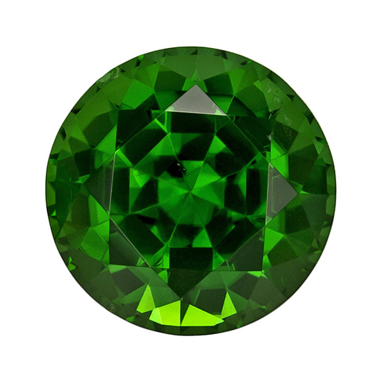 chrome tourmaline loose Gemstone