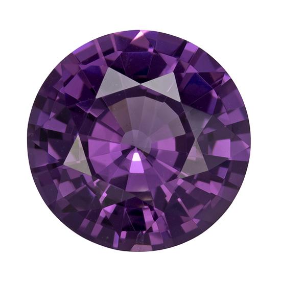 purple spinel loose Gemstone