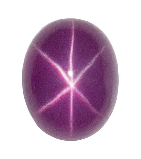 star ruby loose Gemstone