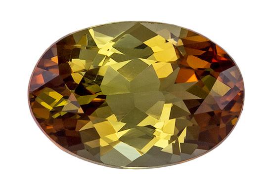brown andalusite loose Gemstone