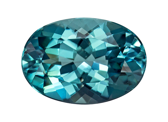 blue tourmaline loose Gemstone