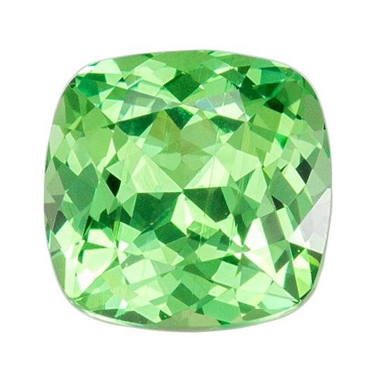 green garnet loose Gemstone