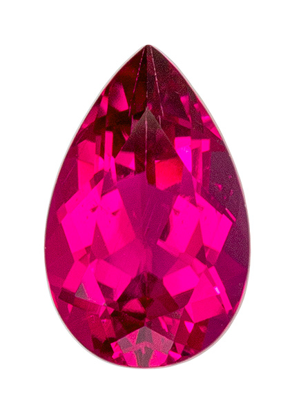 rubellite tourmaline loose Gemstone