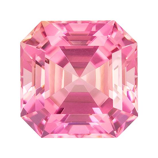 pink tourmaline loose Gemstone