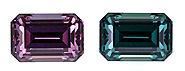 e/c color change garnet