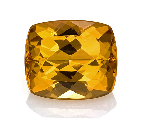 index yellow gemstone certified igli topaz natural
