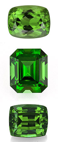 Tsavorite Chrome Tourmaline