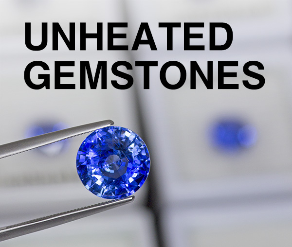 unheated gemstones